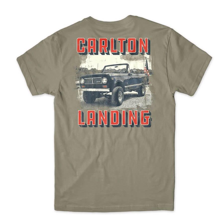 Carlton Landing Scout