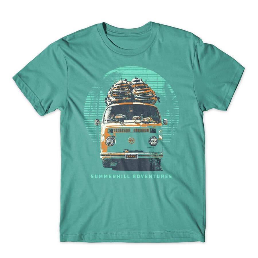 Summerhill Band Van Tshirt