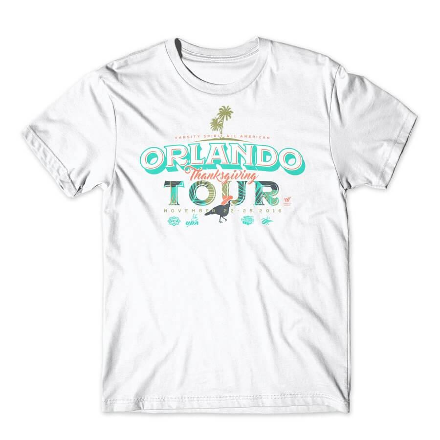 VARSITY UCA THANKSGIVING TOUR ORLANDO