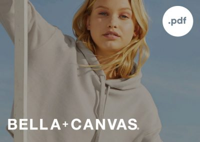 Bella+Canvas Catalog