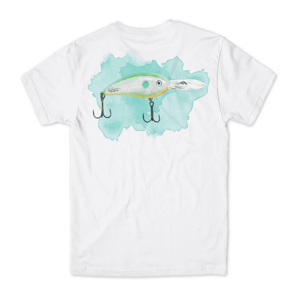 Bill Dance Lure T-shirt