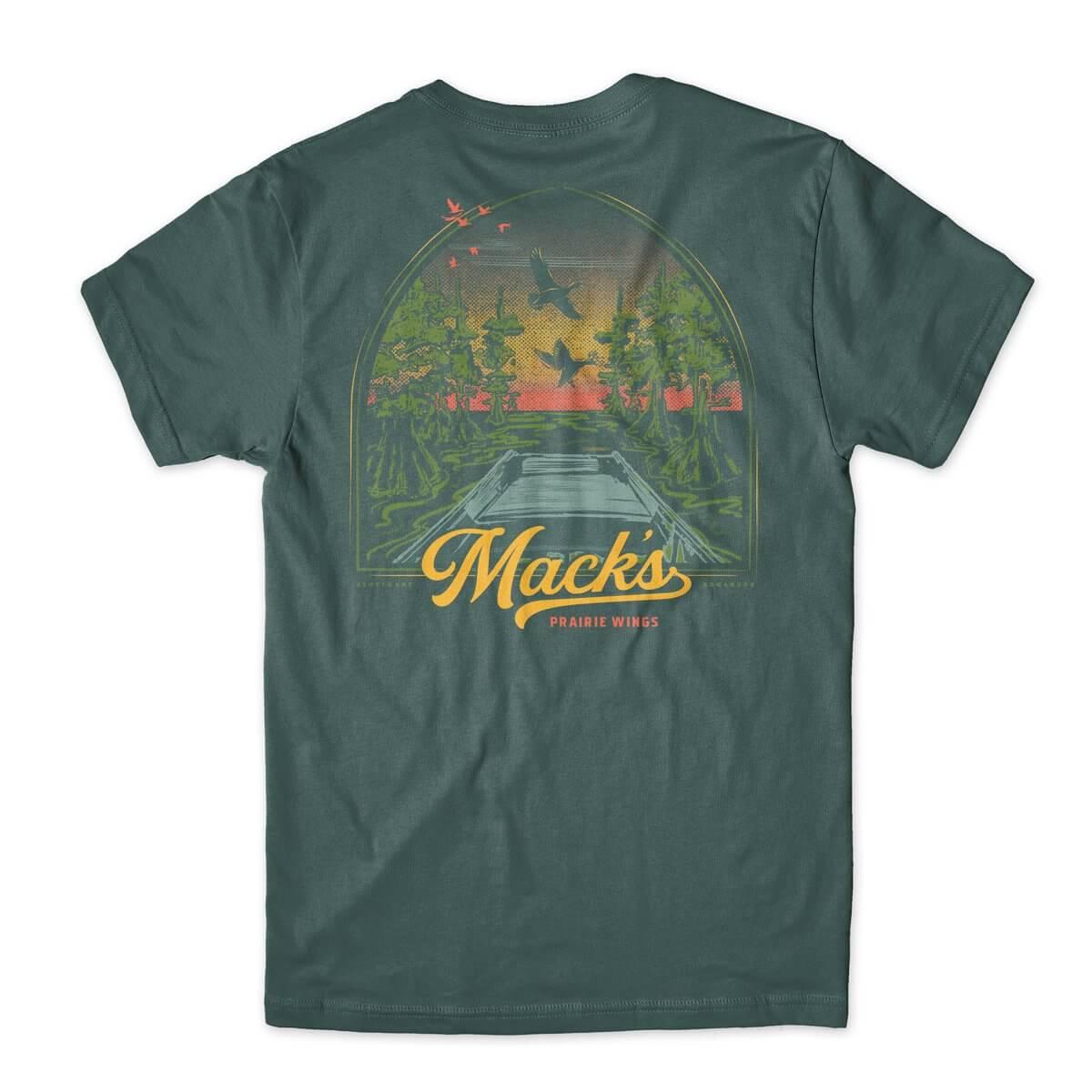 Mack's Prairie Wings Cypress tshirt