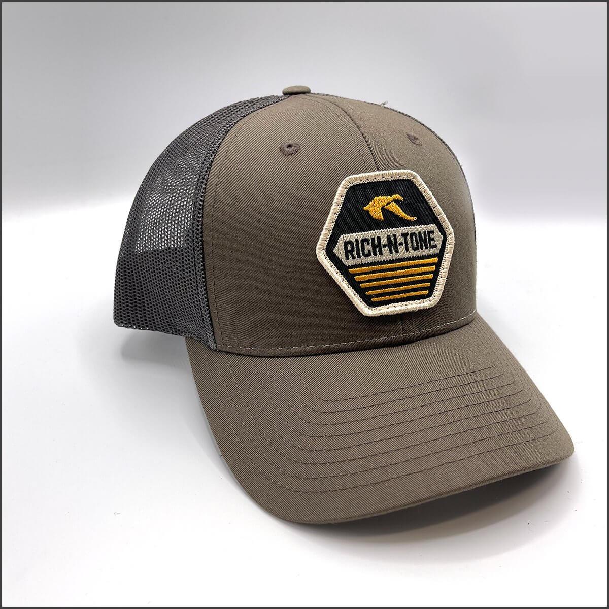 Rich N Tone Calls octagon hat