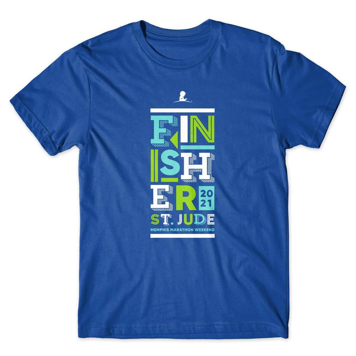 St Jude Memphis Marathon Finisher