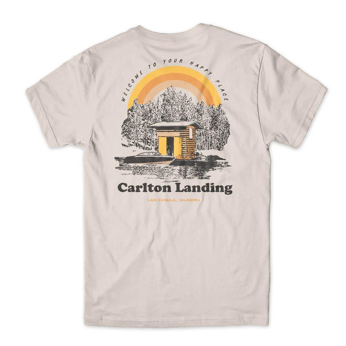 Carlton Landing Boat Dock t-shirt