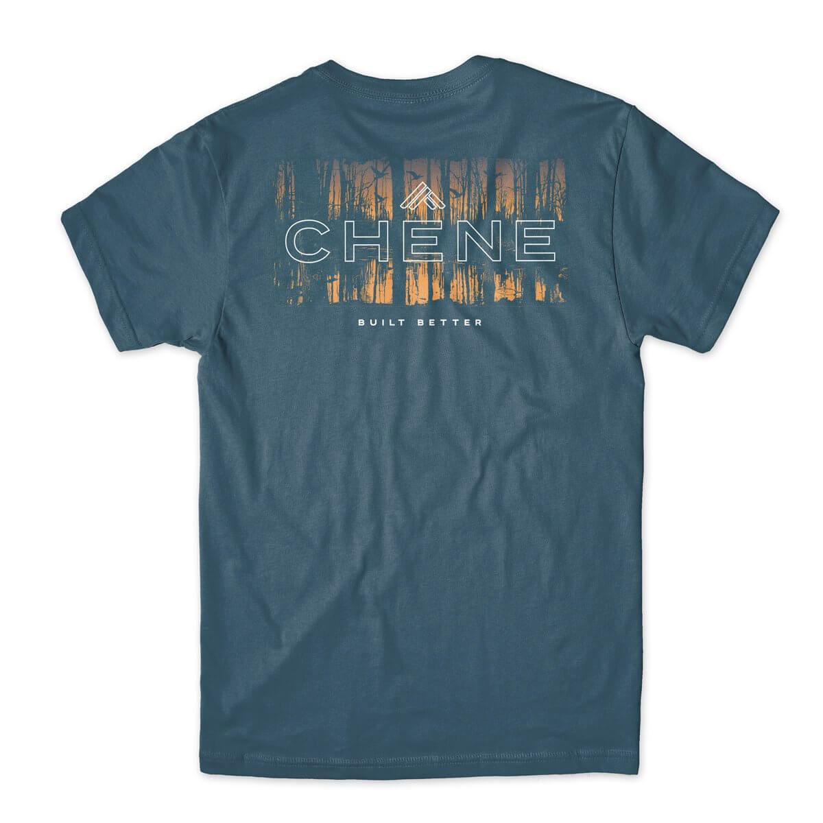 Chene Flooded Timber t-shirt